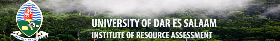 INSTITUTE OF RESOURCE ASSESSMENT